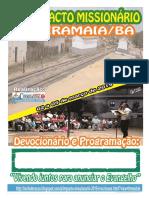 Devocionário e Programação 2019