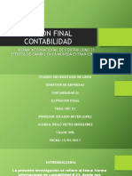 Exposicion Final Contabilidad Power Point