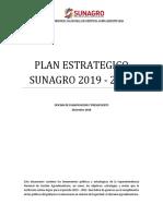 Plan Estrategico 2019 - 2021