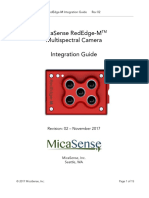 RedEdge-M Integration Guide