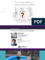 Software Architecture by Example v1 Smaller