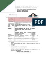 Proyecto Semilla Saco Oliveros