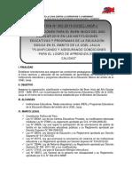 Directiva N°002-BIAE 2019- UGEL Jauja