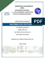 ORIENTACION ACADEMICA MEF115