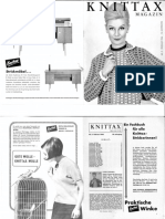 Knittax Magazin 2-1966