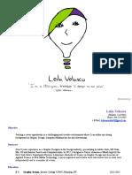 Leila Velasco 2019