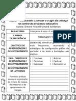 Ei03oe08 Planejamento Bncc Oralidade e Escrita
