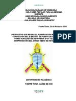 EJERCICIO DE PUESTO DE COMANDO