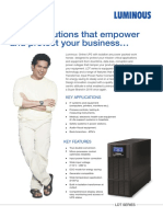 Online Ups With Iso Ld1000 2000t-070917