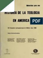 11 Las Ideas Teologicas y Sus Caminos 1980