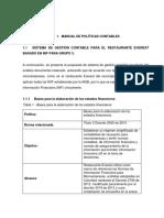 2.Manual de Políticas Cont. Rest.everes