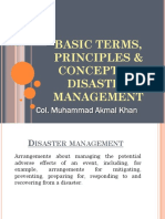 DISASTER MANAGEMENT CYCLE & PRINCIPLE.ppt