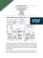 Microcontrolador Motorola