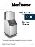 Manitowoc Ice Machine s1800m_sm