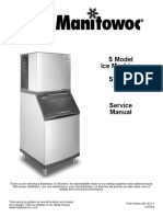 Manitowoc Ice Machine s1400m_sm