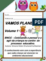 BNCC Colocando o Pensar e o Agir Da Criança No Centro Do Processo Educativo SIMONE HELEN DRUMOND