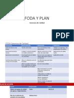 Planeación 2018 FODA