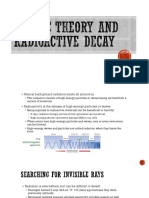 atomic theory and radioactive decay 7