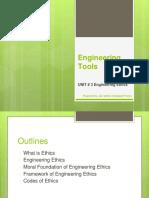 Unit 1 Engineering Ethics