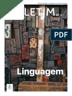 Boletim Linguagens