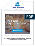 FEM Newsletter
