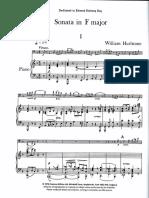 Hurlstone Bassoon Sonata First Movement