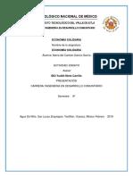 Desarrollo e Importancia de La Economia Solidaria T2 M2