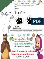 Atividades Masha e o Urso Simone Ischkanian