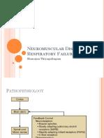 Neuromuscular Disease & Respiratory Failure