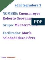 Cuenca Reyes Roberto Geovanny M2C4G17-204 M2S2AI3