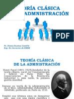 teoriaclasicadelaadmon-170810224144