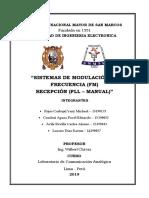 Informe 3 Recepcion FM - Comunicacion Analogica