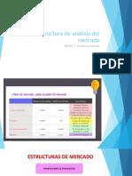 2.1. Estructura de Análisis Del Mercado