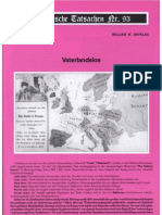 Historische Tatsachen - Nr. 93 - William Douglas - Vaterlandslos (2005, 40 S.)