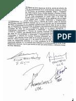 Acta 14 Junta Electoral 26-Feb-2019