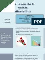 Expo Capítulo 4 Leyes de La 5º Disciplina