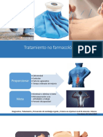 Tratamiento No Farmacológico de Lumbalgia