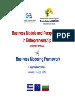 Fragidis_Business Model Canvas