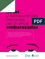 ARGcnt Ninas Dolescentes Menores 15 Anos Embarazadas