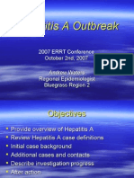 Err the Pa Outbreak