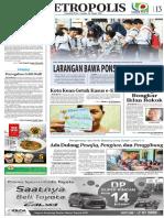 Layout Koran Lombok Post