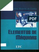 Lamartine Bezerra Da Cunha - Elementos de Máquinas - Reduzido