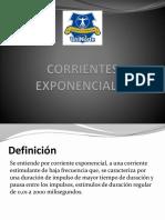 CORRIENTES EXPONENCIALES.pptx
