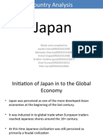 Pestel Of Japan