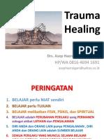 Trauma Healing 2018