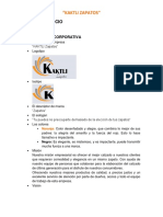 Identidad Corporativa Kaktli Word