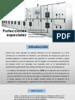PROTECCIONES ESPECIALES