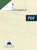 Ejemplo de Plan de Emergencia