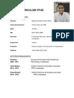Curriculum Vitae 2 (1)
