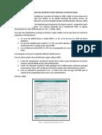 Clasificación SRC v2